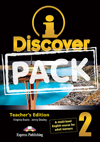 i-Discover 2 - Teacher's Pack