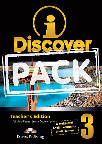 i-Discover 3 - Teacher's Pack
