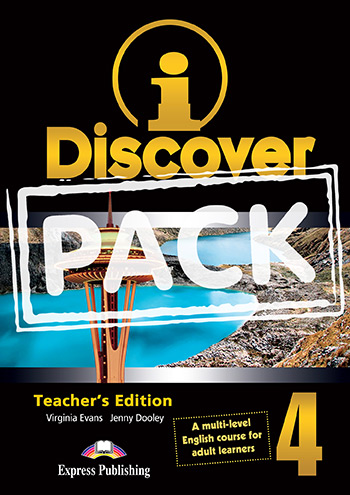 i-Discover 4 - Teacher's Pack
