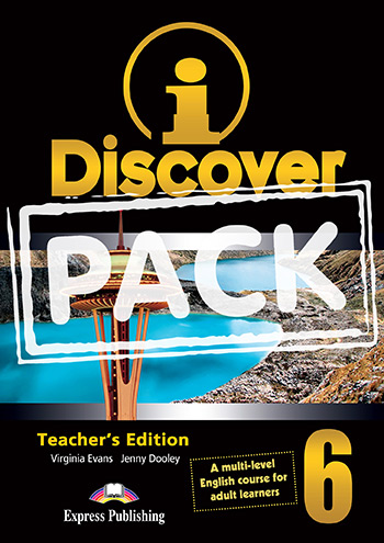 i-Discover 6 - Teacher's Pack