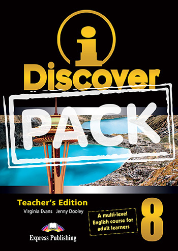 i-Discover 8 - Teacher's Pack