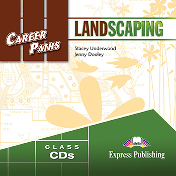 Career Paths: Landscaping - Audio CDs (set of 2)
