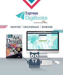 Career Paths: Art & Design - DIGIBOOKS APPLICATION ONLY
