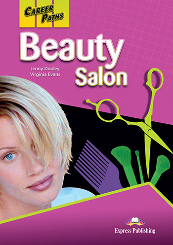 Career Paths: Beauty Salon - Student's Book (with Digibooks App)