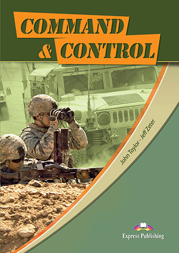 Career Paths: Command & Control - Student's Book (with  Digibooks App)