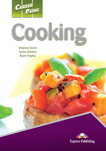 Career Paths: Cooking - Students Book (with  Digibooks App)