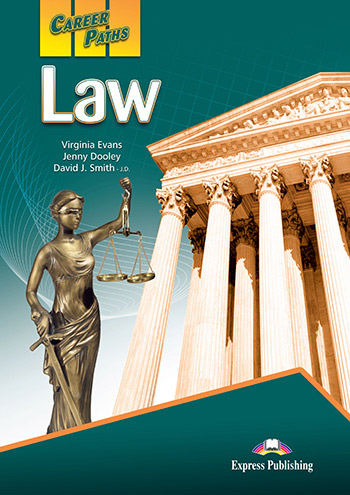 Career Paths: Law - Student's Book (with Digibooks App)