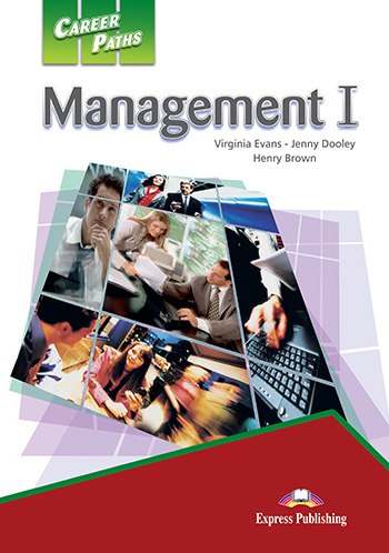 Career Paths: Management 1 - Student's Book (with Digibooks App)
