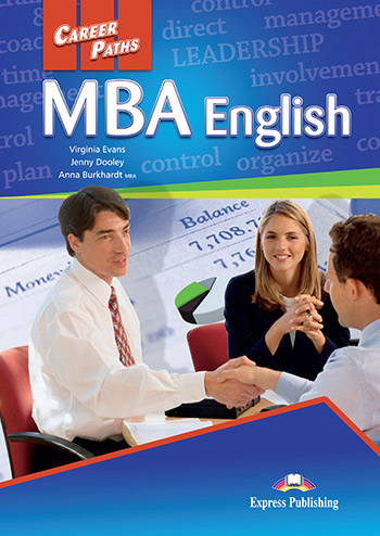 Career Paths: MBA - Student's Book (with Cross-Platform Application)