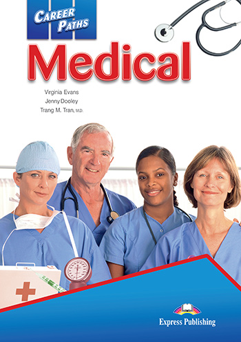Career Paths: Medical - Student's Book (with Digibooks App)