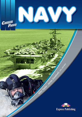 Career Paths: Navy - Student's Book (with Digibooks App)