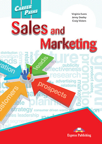 Career Paths: Sales and Marketing - Student's Book (with Cross-Platform Application)