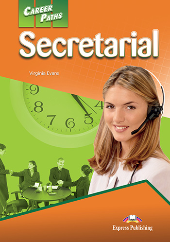 Career Paths: Secretarial - Student's Book (with Digibooks App)