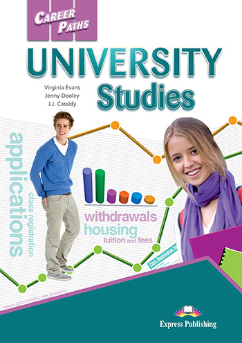 Career Paths: University Studies - Students Book (with Digibooks Application)