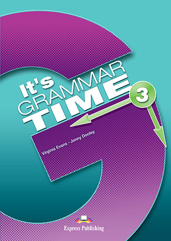 It's Grammar Time 3 - Student's Book (with Digibook App)