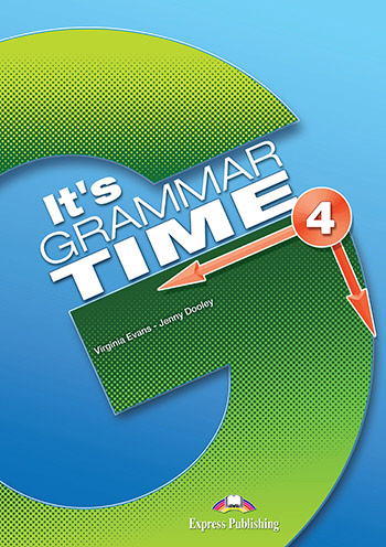 It's Grammar Time 4 - Student's Book (with Digibook App)