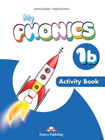 My Phonics 1b - Activity Book (with Cross-Platform Application)