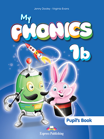 My Phonics 1b - Pupils Book (with Cross-Platform Application)