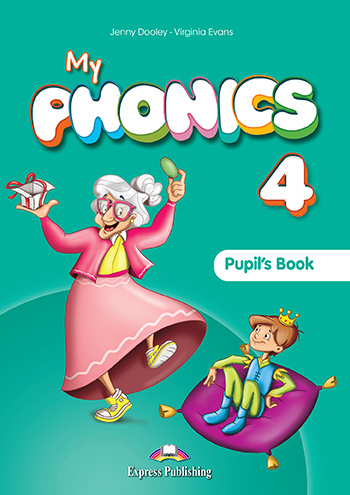 My Phonics 4 - Pupil's Book (with Cross-Platform Application)