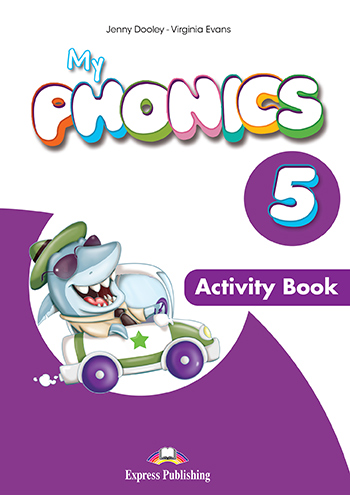 My Phonics 5 - Activity Book (with Cross-Platform Application)