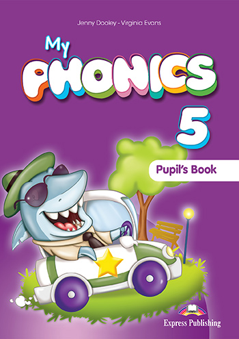 My Phonics 5 - Pupil's Book (with Cross-Platform Application)