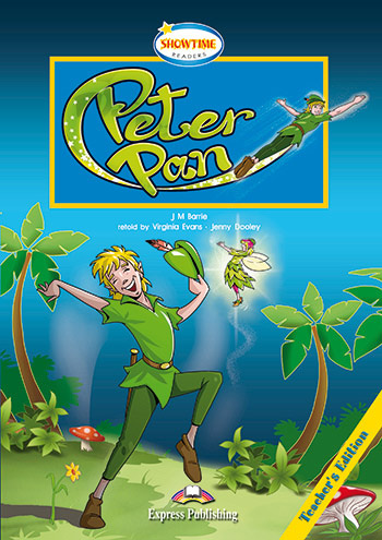 Peter Pan - Teacher's Book (+ Cross-Platform Application)