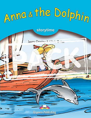 Anna & The Dolphin - Pupil's Book (+ Cross-Platform Application)