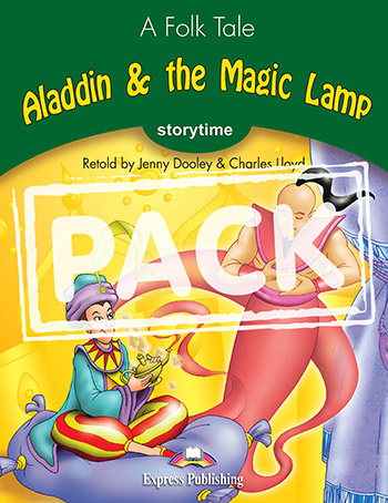 Aladdin & The Magic Lamp - Pupil's Book (+ Cross-Platform Application)