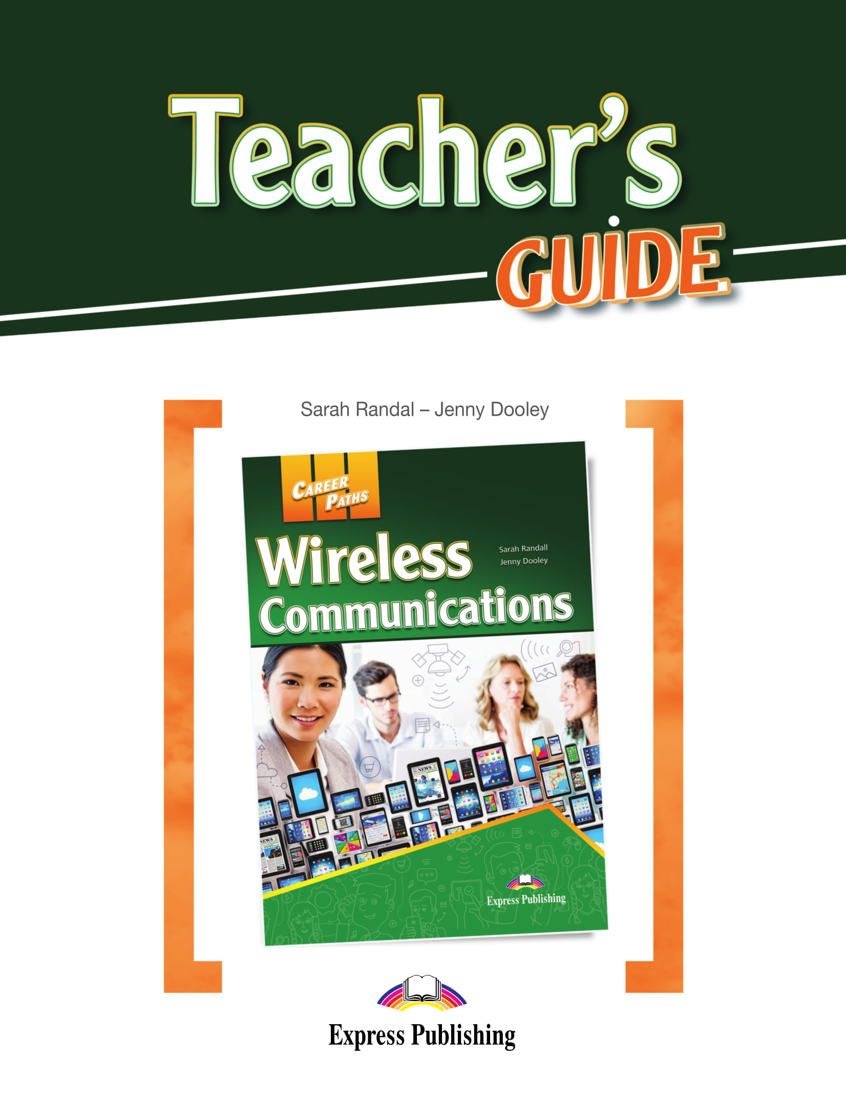 Career Paths: Wireless Communications - Teacher's Guide