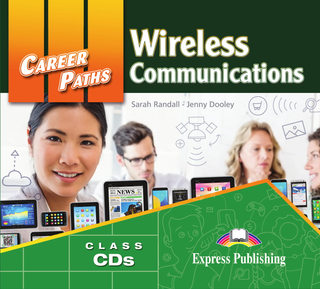 Career Paths: Wireless Communications - Audio CDs (set of 2)