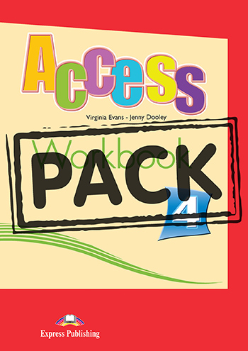 Access 4 - Workbook (with Digibooks App)