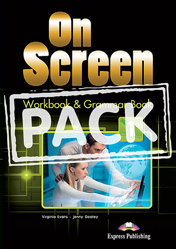 On Screen 1 - Workbook & Grammar with Digibooks
