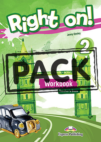Right On! 2 - Workbook (Teacher's with DigiBooks)