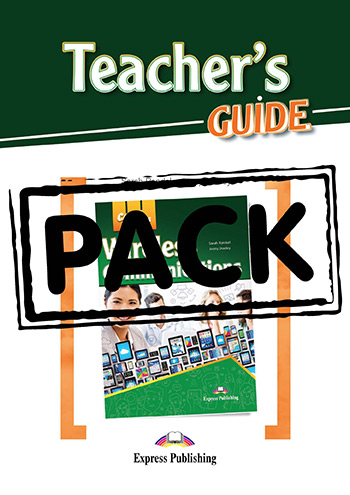 Career Paths: Wireless Communications - Teacher's Pack (with Teacher's Guide)