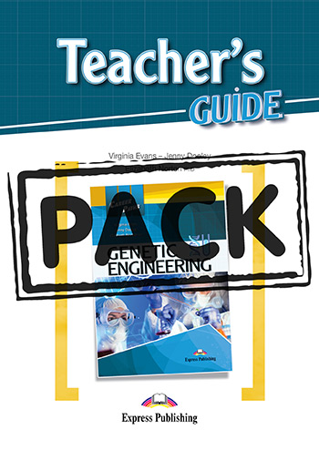 Career Paths: Genetic Engineering - Teacher's Pack (with Teacher's Guide)