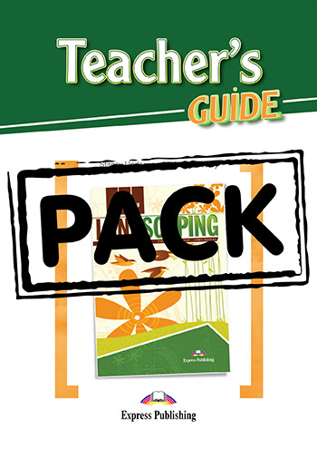 Career Paths: Landscaping - Teacher's Pack (with Teacher's Guide)