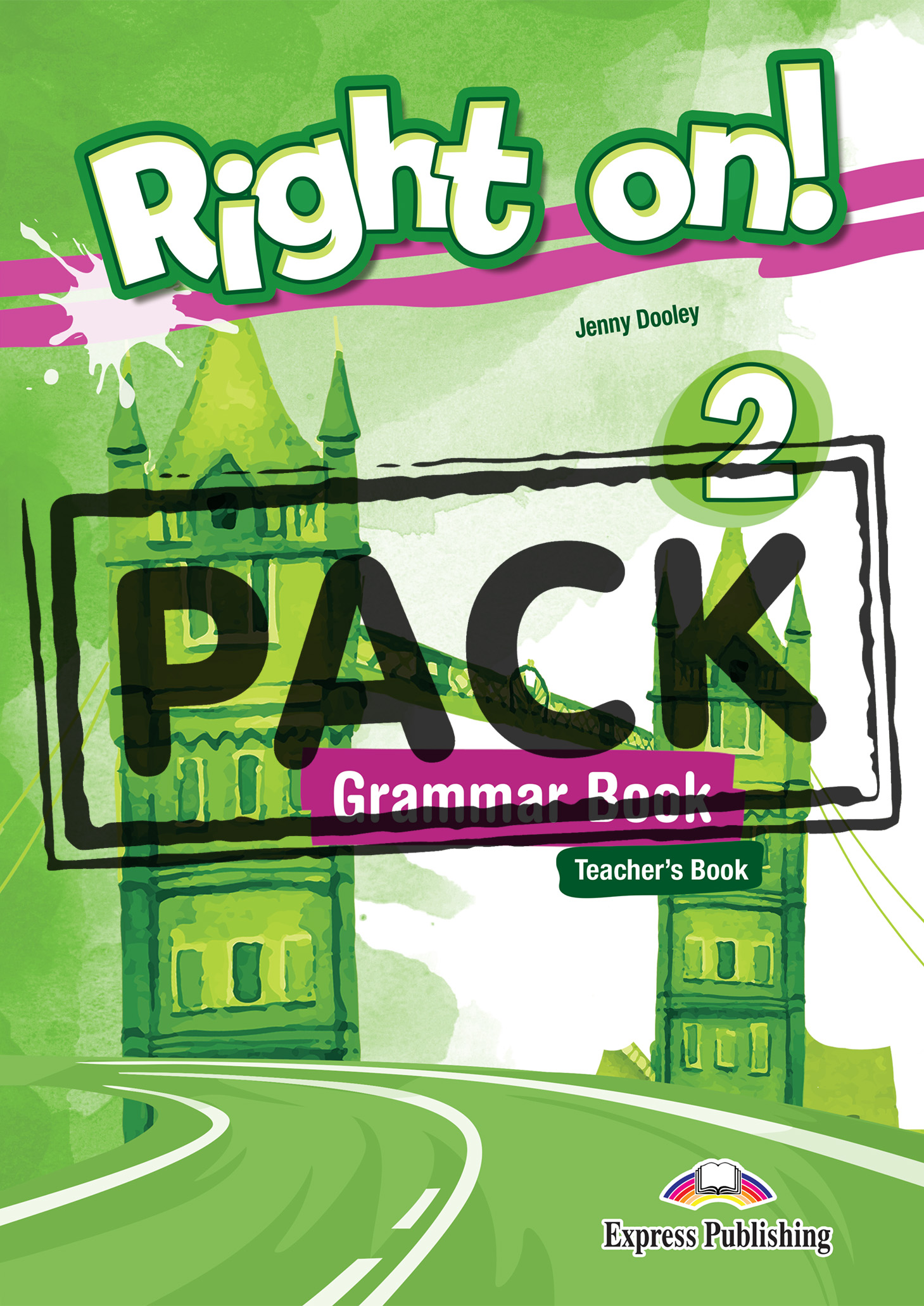 Right On! 2 - Grammar Book Teacher's (with Digibooks App)