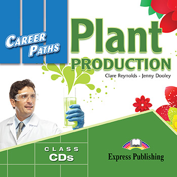 Career Paths: Plant Production - Audio CDs (set of 2)