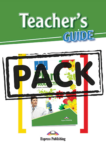 Career Paths: Plant Production - Teacher's Pack (with Teacher's Guide)