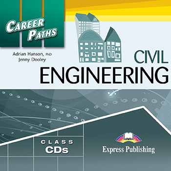 Career Paths: Civil Engineering - Audio CDs (set of 2)
