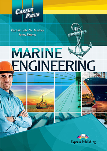 Career Paths: Marine Engineering - Student's Book (with Digibooks App)