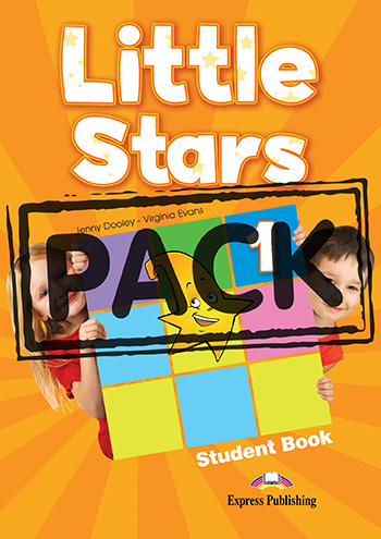 Little Stars 1 - Student's Pack