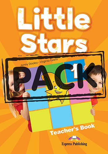 Little Stars 1 - Teacher's Book (with Posters)