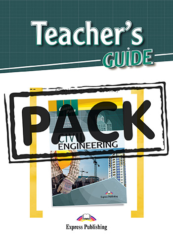 Career Paths: Civil Engineering - Teacher's Pack (with T's Guide)