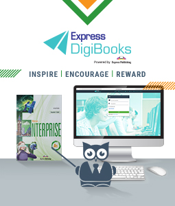 New Enterprise A1 Grammar Book Digibook Application