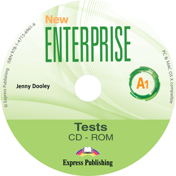 New Enterprise A1 - Test Booklet CD-ROM