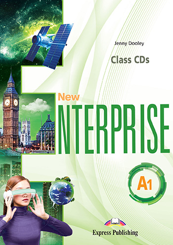 New Enterprise A1 - Class CDs (set of 4)