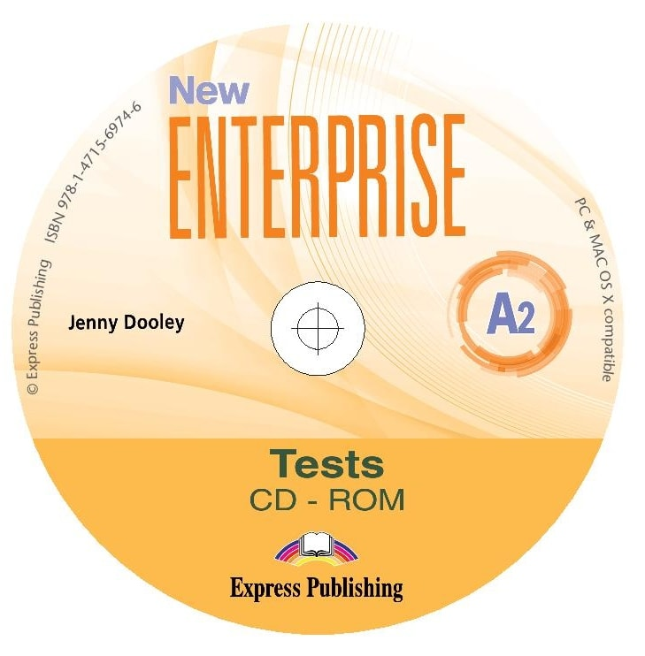 New Enterprise A2 - Test Booklet CD-ROM