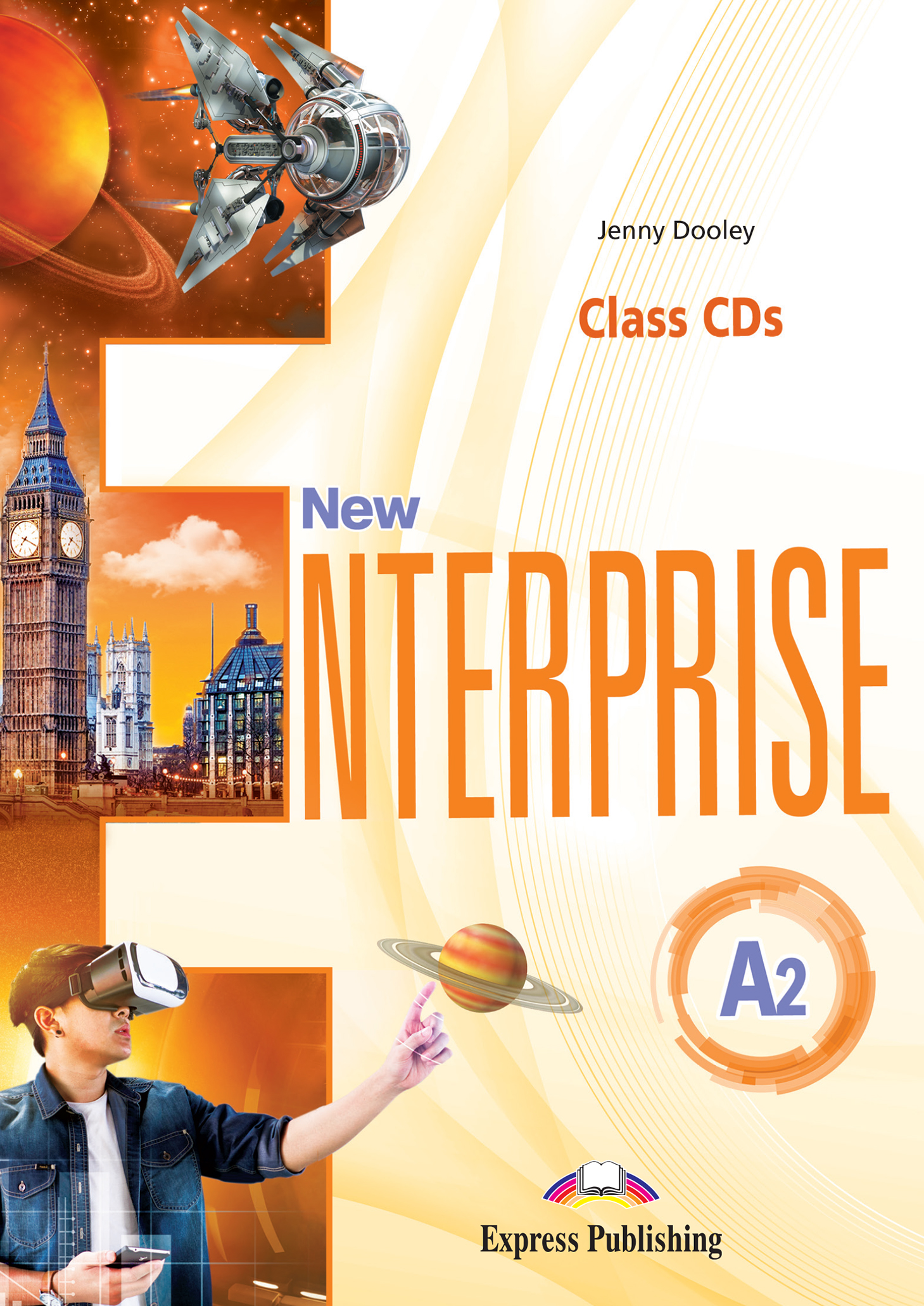 New Enterprise A2 - Class CDs (set of 3)