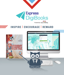 New Enterprise B1 Student's Book - DIGIBOOKS APPLICATION ONLY